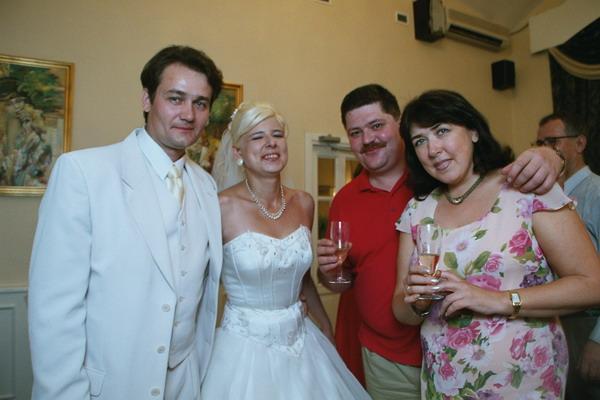 Свадебный конкурс малыш 1